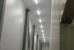 Монтаж систем внутреннего освещения